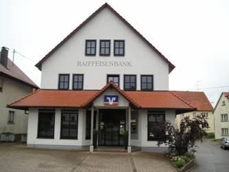 Unsere Anprechpartner Filiale Raiffeisenbank Berghülen eG , Meergässle 1, 89180 Berghülen